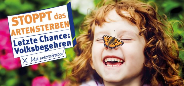 """Veranstaltung zum Volksbegehren """"Rettet die Bienen"""" – 9.7.18 im Kulturzentrum München-Trudering"""